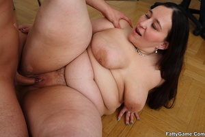 Free fat sex. She was working on her com - XXX Dessert - Picture 13