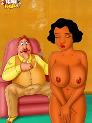 Check out huge toon cocks stretching tight sweet - Picture 3