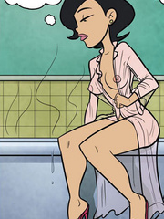 Sex toons. Ahhhh! I so needed this... - Cartoon Porn Pictures - Picture 4