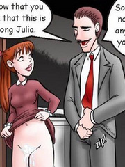 Adult comics cartoon. Wow! Nat you have a - Cartoon Porn Pictures - Picture 6