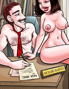 Adult comic. Come on Kimmy! Don't get caught!
