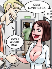 Adult comic gallery. Richard..i really need - Cartoon Porn Pictures - Picture 2