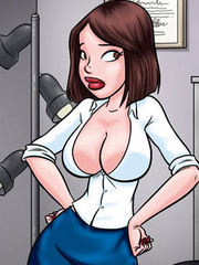 Adult comic gallery. Richard..i really need - Cartoon Porn Pictures - Picture 3