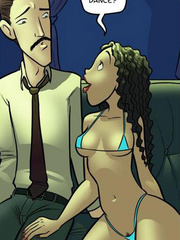 Adult cartoon comix. Yeah..it's tough and - Cartoon Porn Pictures - Picture 1