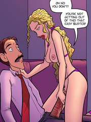 Free adult cartoons. Some girl allows me to - Cartoon Porn Pictures - Picture 4