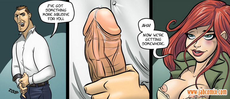 Comics sex. I've got smth more - Cartoon Porn Pictures - Picture 2