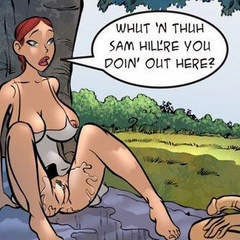Cartoon sex comics. You love my fuckin' - Cartoon Porn Pictures - Picture 4