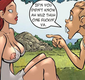 Cartoonporn. Nestys naked girls in anticipation of…
