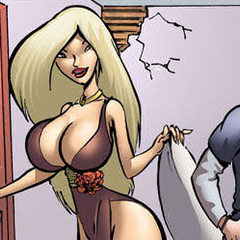 Comic sex gallery. Rita! What is you doin' - Cartoon Porn Pictures - Picture 4
