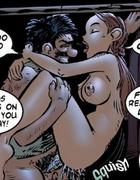 Porn comics. Fucks time?!