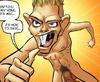 Erotic comics. An' why skinny runt like you's got…