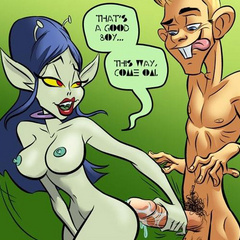 Adult cartoons. That's a good boy.. This way - Cartoon Porn Pictures - Picture 1