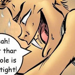 Adult cartoons. That's a good boy.. This way - Cartoon Porn Pictures - Picture 4