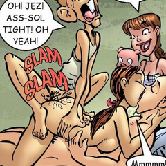 Adult cartoons. That's a good boy.. This way - Cartoon Porn Pictures - Picture 6