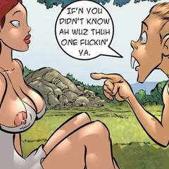 Nude cartoon. If'n you didn't know ah wuz thuh - Cartoon Porn Pictures - Picture 4