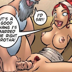 Comics adult. Cock on your boy! - Cartoon Porn Pictures - Picture 5