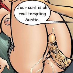Erotic comix. Jour cunt is ah real tempting - Cartoon Porn Pictures - Picture 3