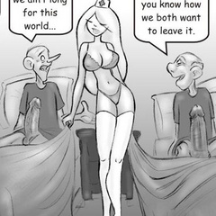 Adult cartoon comix. I was just lubricating - Cartoon Porn Pictures - Picture 1