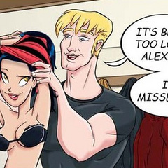 Adult comix. AWW, Jesse you're so sweet. - Cartoon Porn Pictures - Picture 2