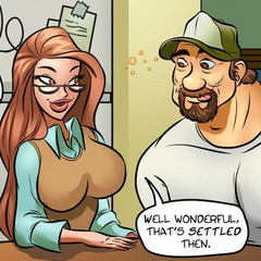 Adult cartoons. It's been so long since I've - Cartoon Porn Pictures - Picture 5