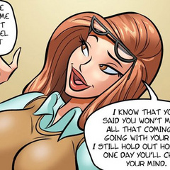 Free comic porn. Housewife seduces her - Cartoon Porn Pictures - Picture 5
