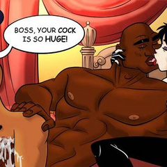 Comic sex galleries. Bisexual sex games. - Cartoon Porn Pictures - Picture 1