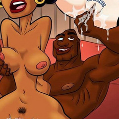Comic sex galleries. Bisexual sex games. - Cartoon Porn Pictures - Picture 3