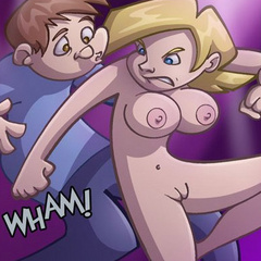 Adult cartoons. Rico fucked a woman, and CUM - Cartoon Porn Pictures - Picture 5