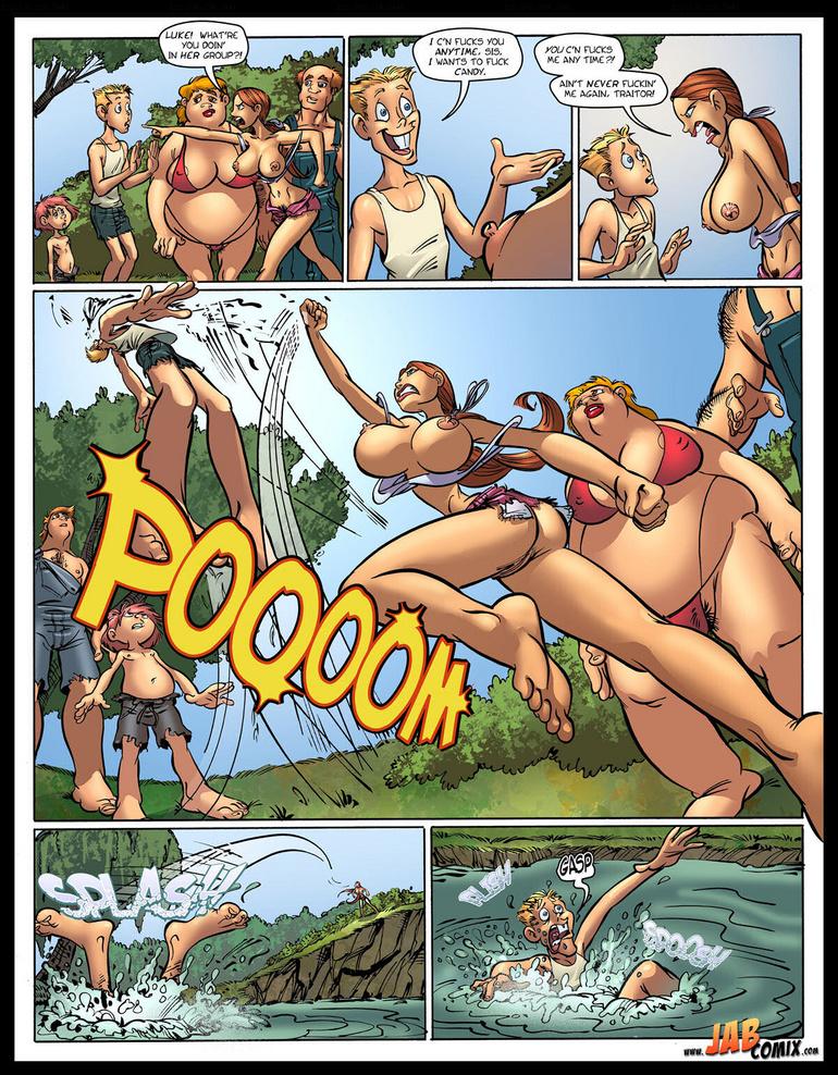 Германия порно комиксы