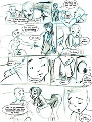 Erotic comix. Do you remember the time that - Cartoon Porn Pictures - Picture 4