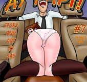 Erotic comics cartoons. How about letting me eat your pussy!