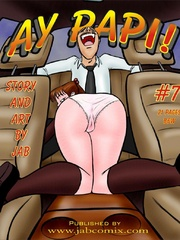 Erotic comics cartoons. How about letting me - Cartoon Porn Pictures - Picture 2