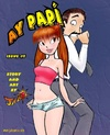 Adult cartoon comix. Can i suck it and eat all the…