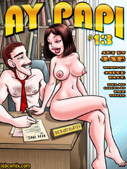 Comic sex gallery. Amazing boobs have this - Cartoon Porn Pictures - Picture 1