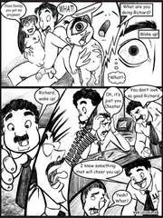 Adult cartoon comix. I just thought that you - Cartoon Porn Pictures - Picture 1