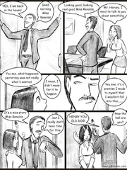 Porn comix. I know all about you fucking your - Cartoon Porn Pictures - Picture 3