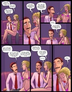 Sex comics. Oh Daisy! Your pussy is all wet!