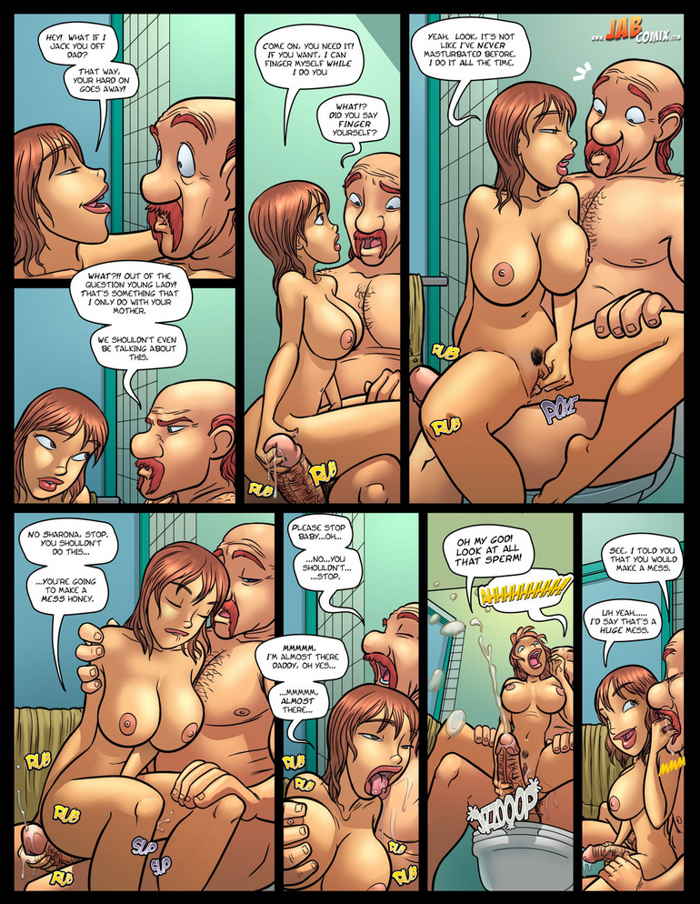 Cartoonsex. Is your pussy always - Cartoon Porn Pictures - Picture 3