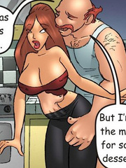 Sex cartoon. Show daddy how much you love - Cartoon Porn Pictures - Picture 6