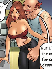 Adult comix. You get extra holes filled! - Cartoon Porn Pictures - Picture 5
