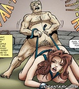 Humiliation comics. Slave traders at first fuck their slaves and then sell!