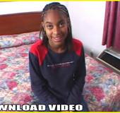 Black ebony porn. 18yr old innocent gets a huge…