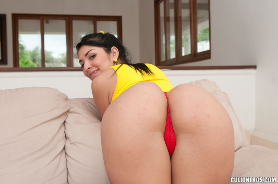 Booty Hot Latin Teen 83