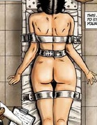 Bdsm comics. From toady you're our slaves and…