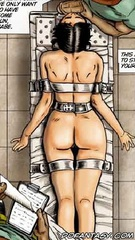 Bdsm comics. From toady you're our slaves and you'll be treated like the fuck toys you are!