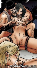 Free bdsm comics. Horny ship crew caught three youn women fuck them in turn!