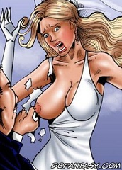 Submission comics. Chicago gangsters humiliate young sexy girl!