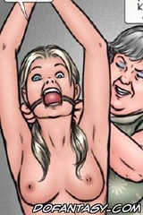 Free bdsm comics. Now you'll be a good little girl and wait down her while i go and get my shy angel...