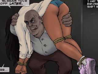 Big booty POV crunchboy wet
