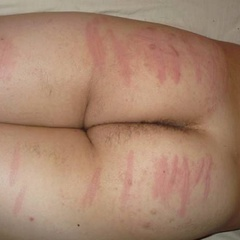 Paddle spanked and submitting to their Doms - Unique Bondage - Pic 5